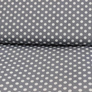 Bumbac – White dots on dark grey