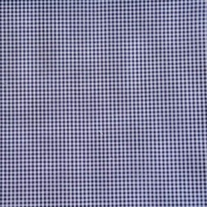 Material textil Bumbac – Little navy squares